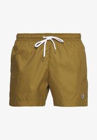 Champion - PREMIUM  - Shorts da mare - olive - 2