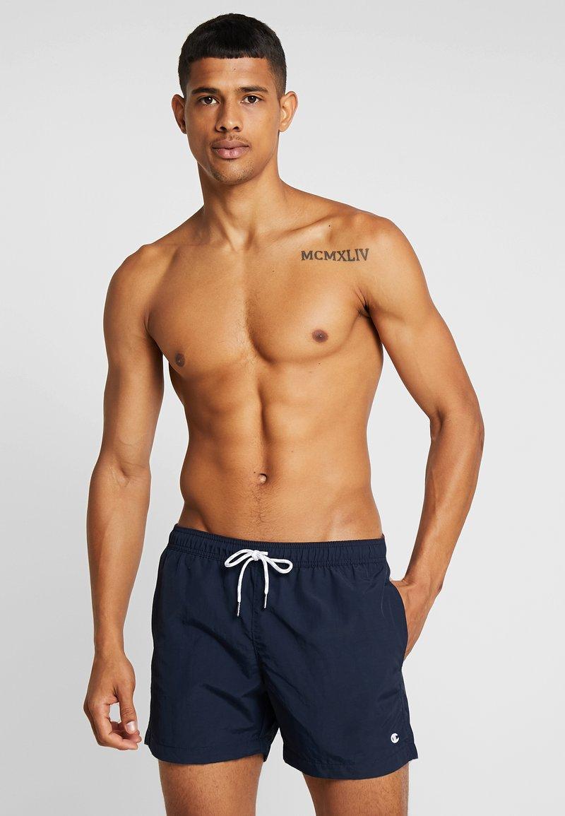 Champion - BEACH - Swimming shorts - blue