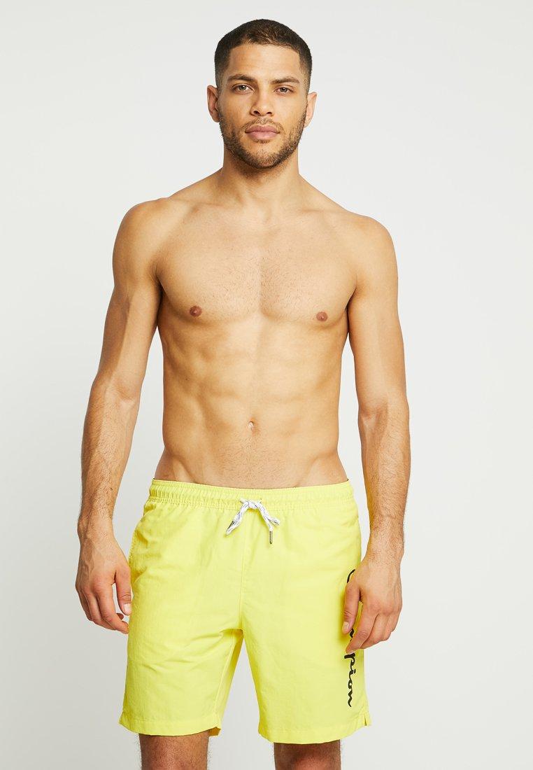 Champion - BEACH - Zwemshorts - yellow