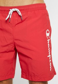 Champion - BEACH - Shorts da mare - red - 3