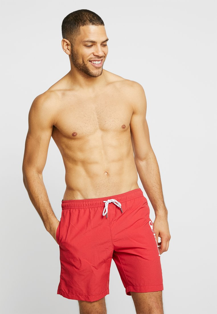 Champion - BEACH - Shorts da mare - red