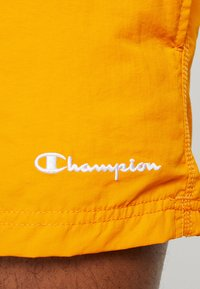 Champion - BEACH - Shorts da mare - orange - 4