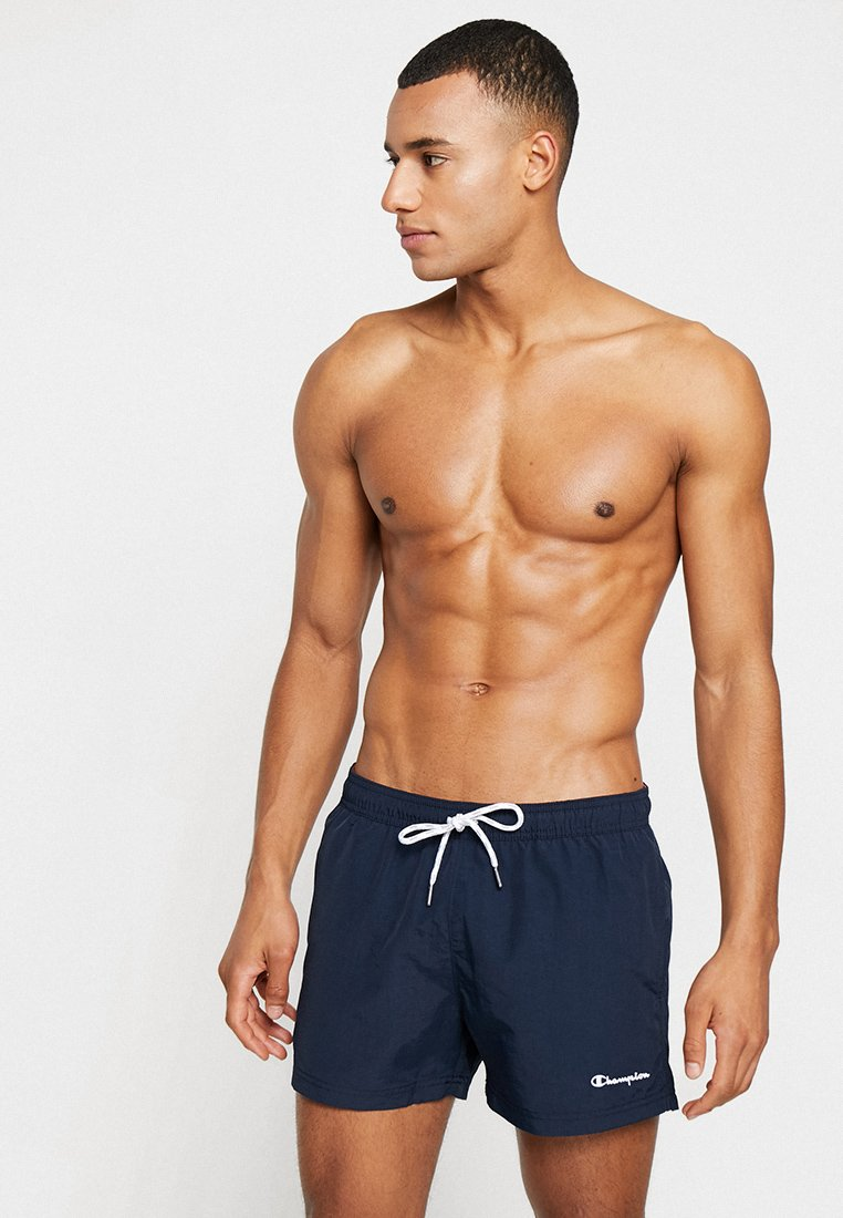 Champion - BEACH - Swimming shorts - navy
