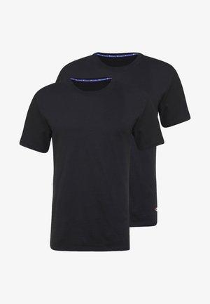 Pyžamový top - black