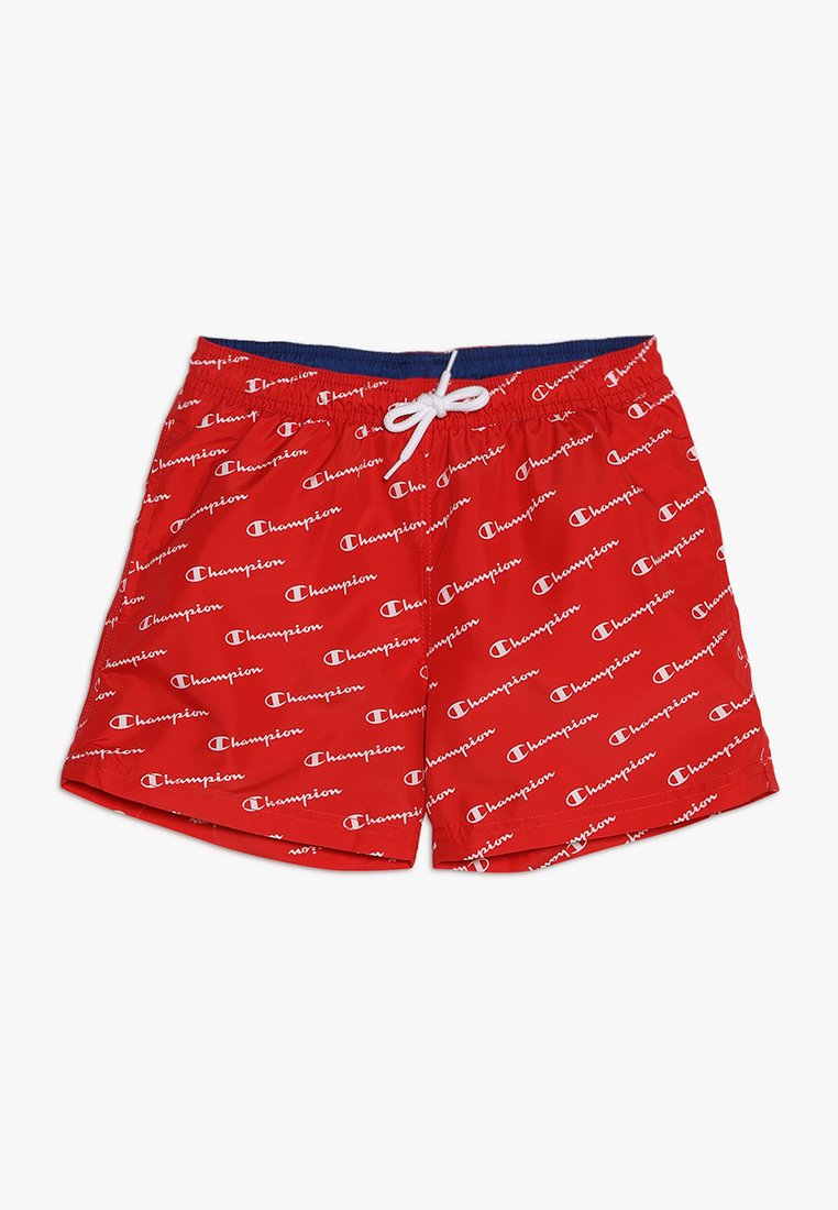 Champion - Zwemshorts - red