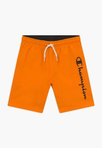 Champion - BERMUDA - Shorts da mare - orange - 0