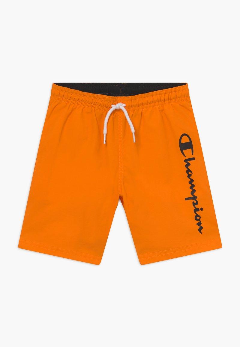 Champion - BERMUDA - Shorts da mare - orange
