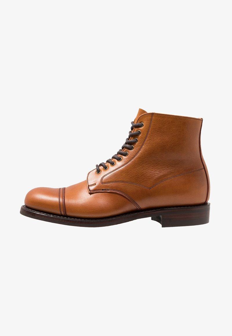 Cheaney - JARROW  - Botines con cordones - english tan