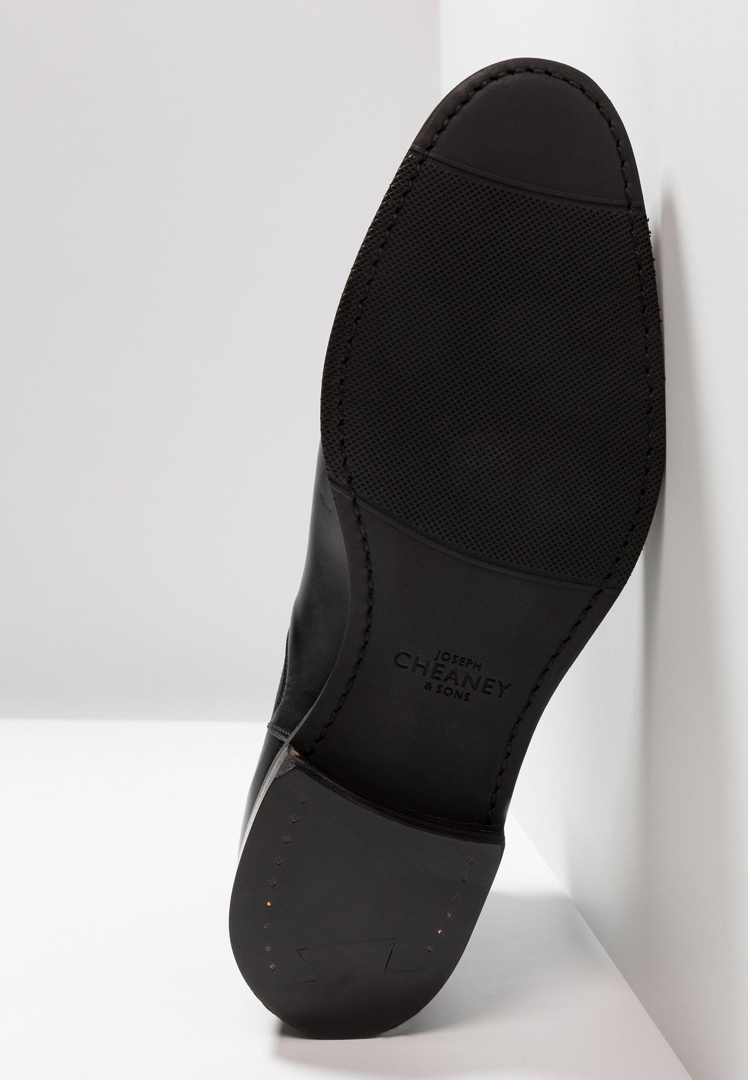 Cheaney GODFREE- Bottines - black black