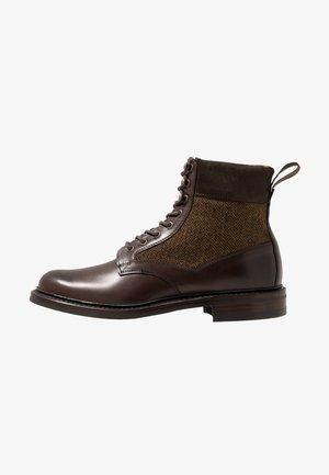 LIFFEY II - Veterboots - mocha/brown