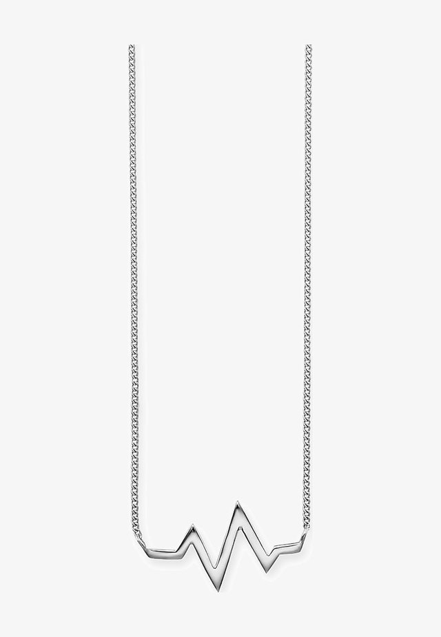 CAÏ LOVE  - Halskette - silver-coloured