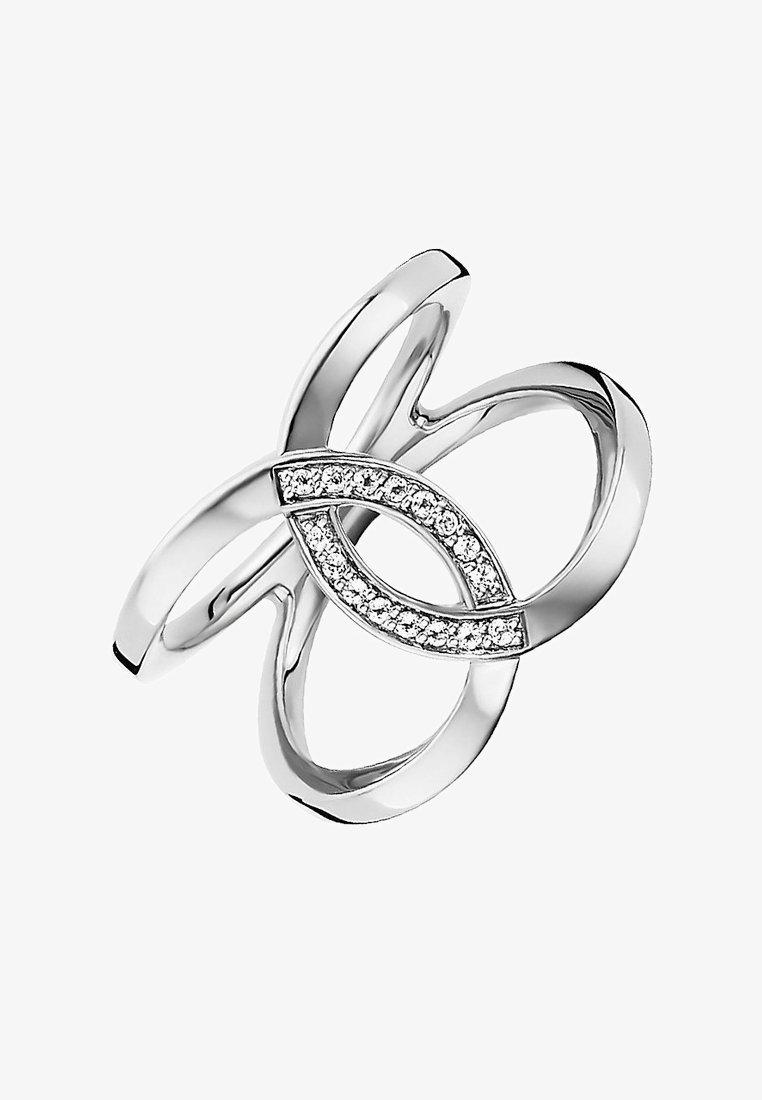 Caï - FLUID CURVES - Ring - silver