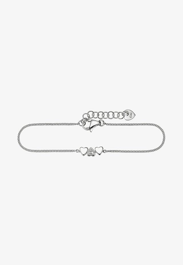 LOVE - Bracelet - silver-coloured