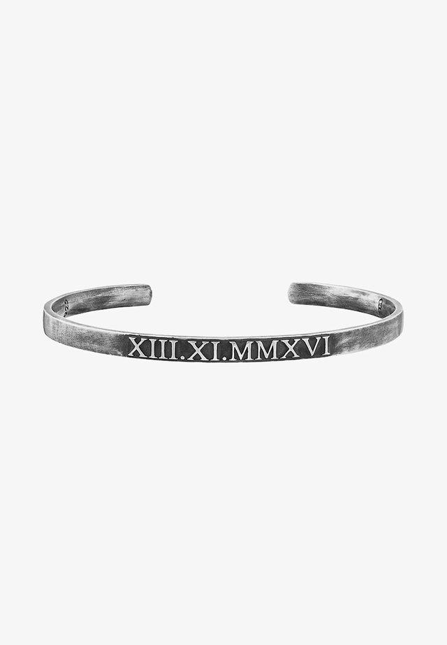ANTIQUE CENTURY - Armband - black