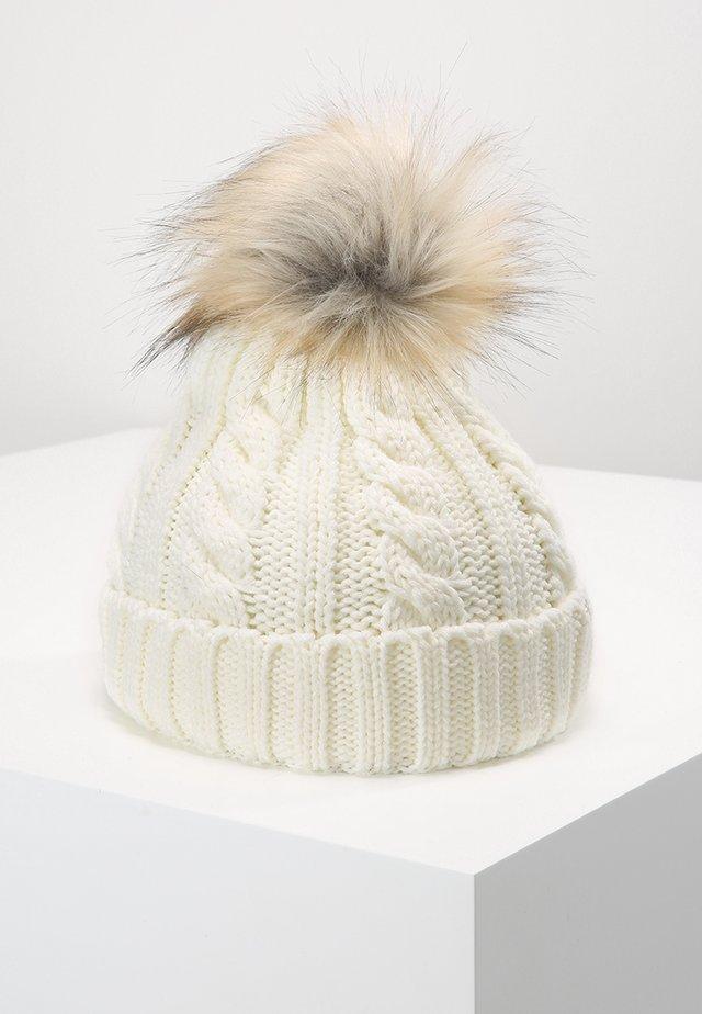 JOAN - Mütze - offwhite
