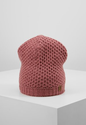 NELE HAT - Bonnet - rose
