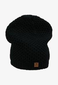 Chillouts - NELE HAT - Czapka - black - 3