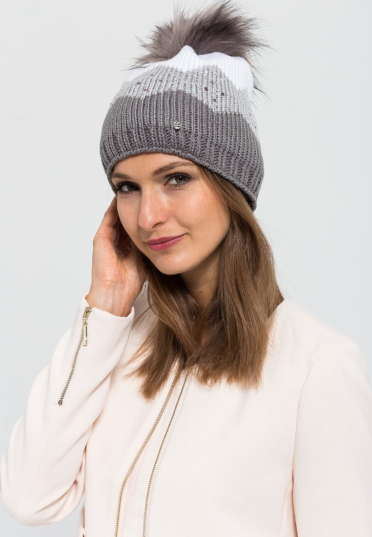 Chillouts - PAOLA - Huer - grey/white