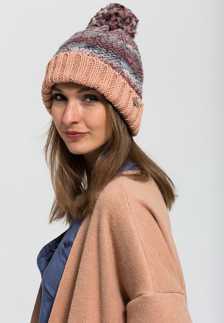 Chillouts - XENIA HAT - Muts - rose melange