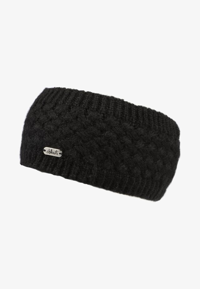 FELICITAS HEADBAND - Ear warmers - black