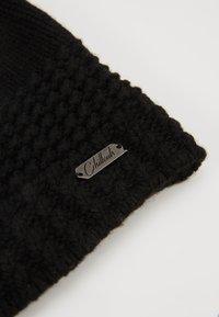 Chillouts - ALEXA HAT - Beanie - black - 4