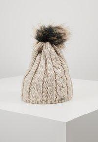 Chillouts - ELLI HAT - Muts - beige - 0