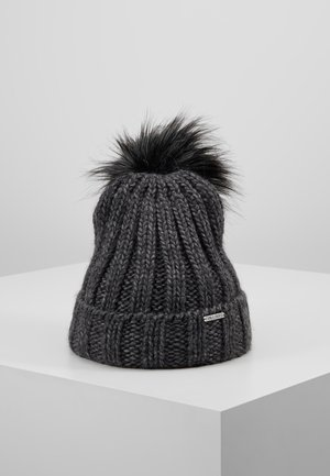 JULIA HAT - Berretto - dark grey