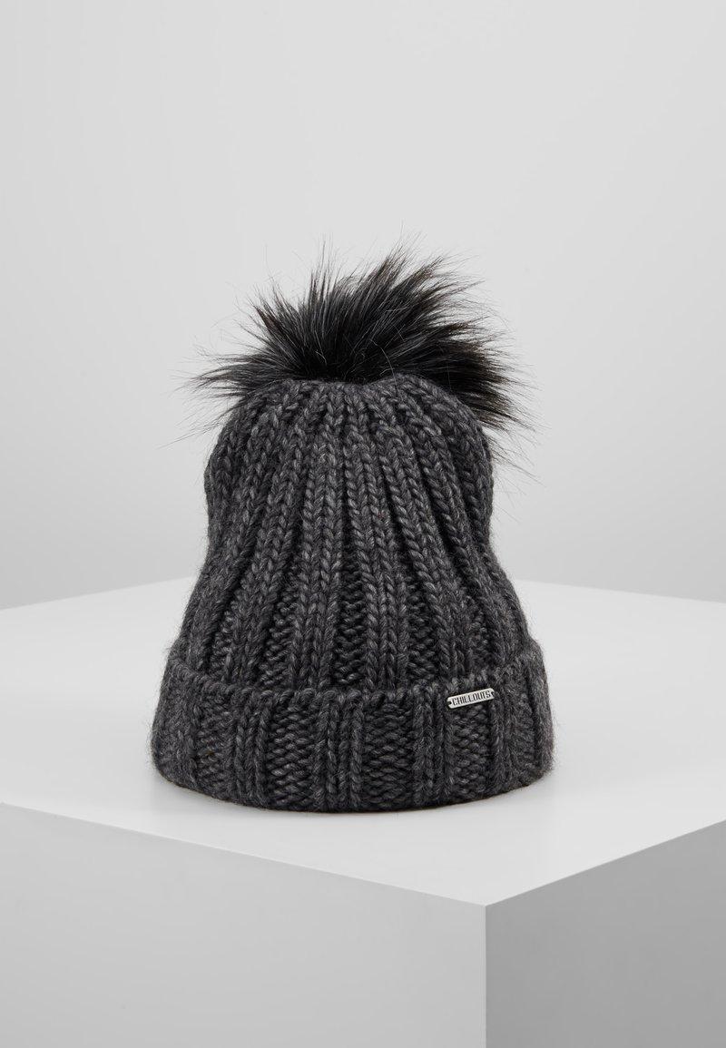 Chillouts - JULIA HAT - Beanie - dark grey