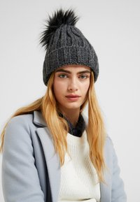 Chillouts - JULIA HAT - Mütze - dark grey - 1
