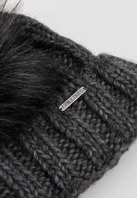 Chillouts - JULIA HAT - Mütze - dark grey - 4