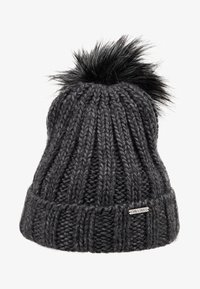 Chillouts - JULIA HAT - Mütze - dark grey - 3