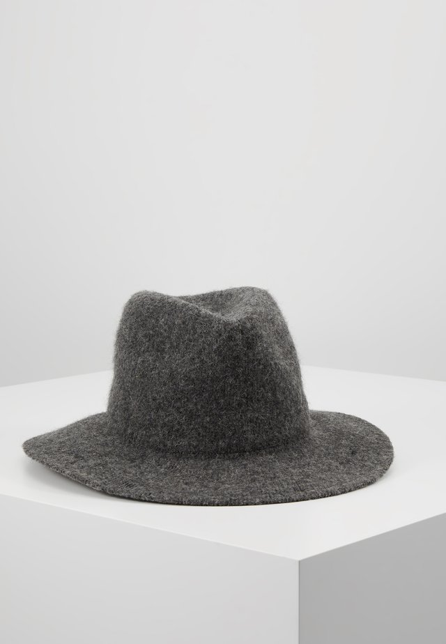 LANA HAT - Hattu - dark grey