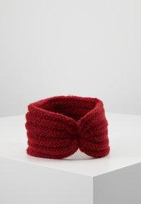 Chillouts - NINA HEADBAND - Ohrenwärmer - red - 0