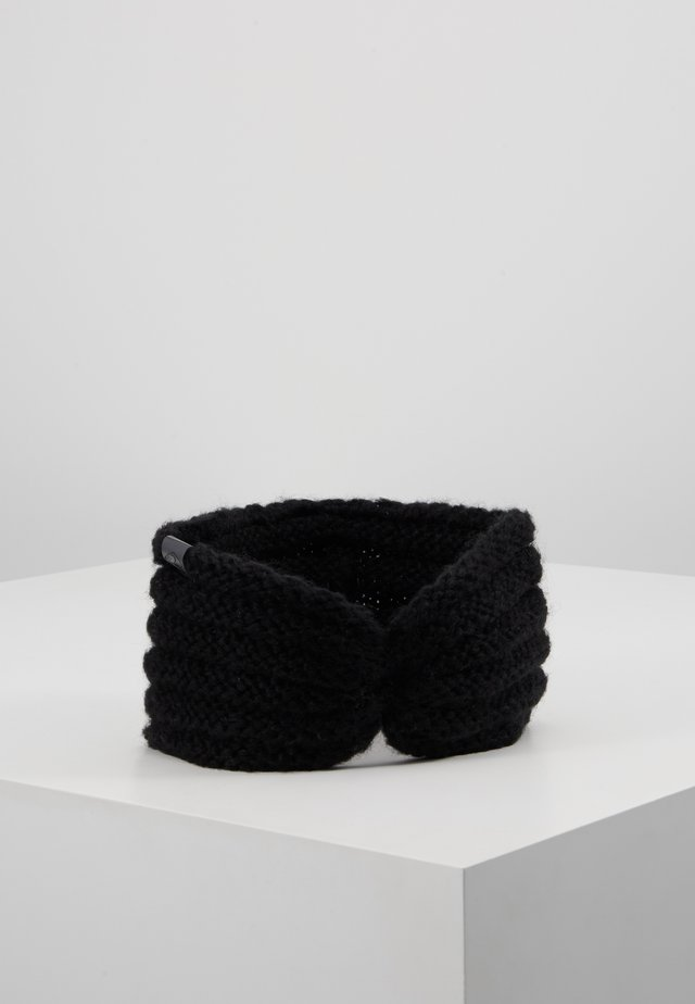 NINA HEADBAND - Ear warmers - black