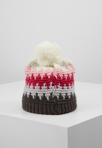 Chillouts - ROSS HAT - Beanie - grey/pink - 2