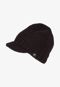 Chillouts - TEDDY HAT - Huer - black - 1