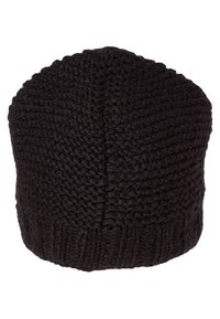Chillouts - TEDDY HAT - Huer - black - 3