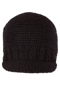 Chillouts - TEDDY HAT - Huer - black - 2