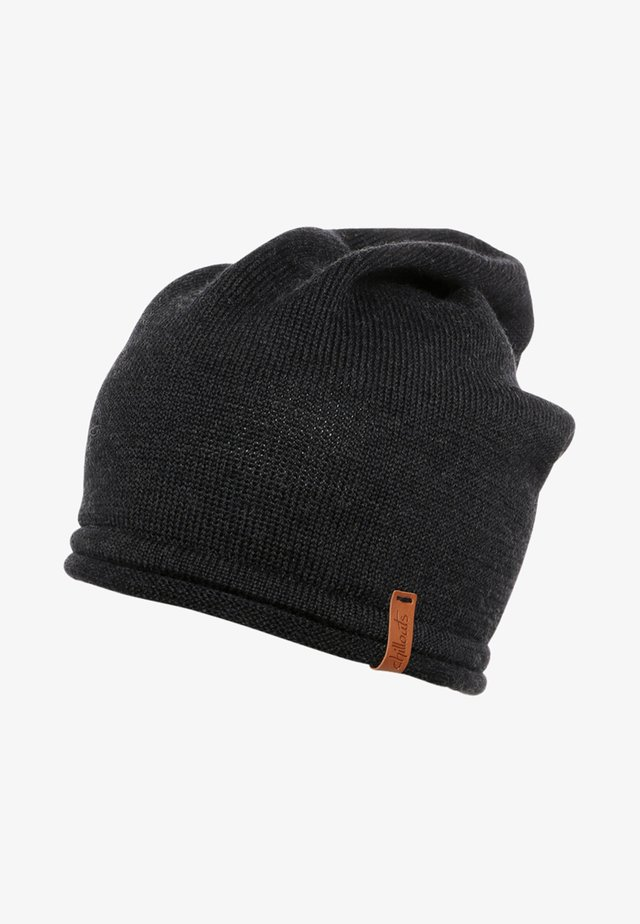 LEICESTER - Bonnet - black