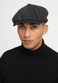 Chillouts - ROGER HAT - Hatt - dark grey - 1