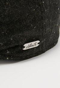 Chillouts - ROGER HAT - Kapelusz - dark grey - 6