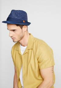 Chillouts - IMOLA HAT - Hat - navy - 1