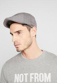 Chillouts - PRAGUE HAT - Hut - grey - 1
