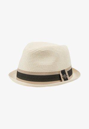 LIVERPOOL HAT - Klobouk - natural