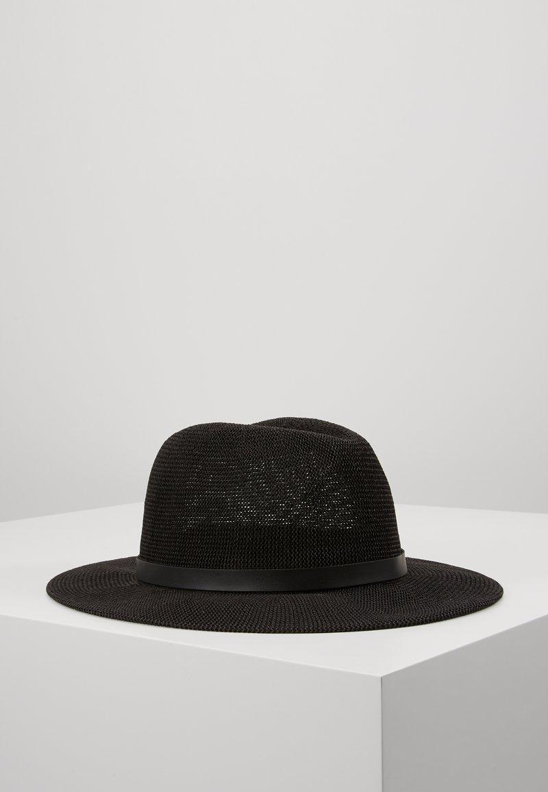 Chillouts - LOUIS HAT - Klobouk - black