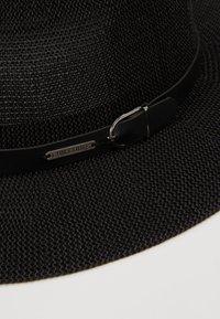 Chillouts - LOUIS HAT - Klobouk - black - 5