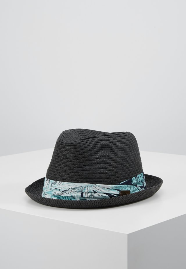 CHICAGO HAT - Sombrero - black