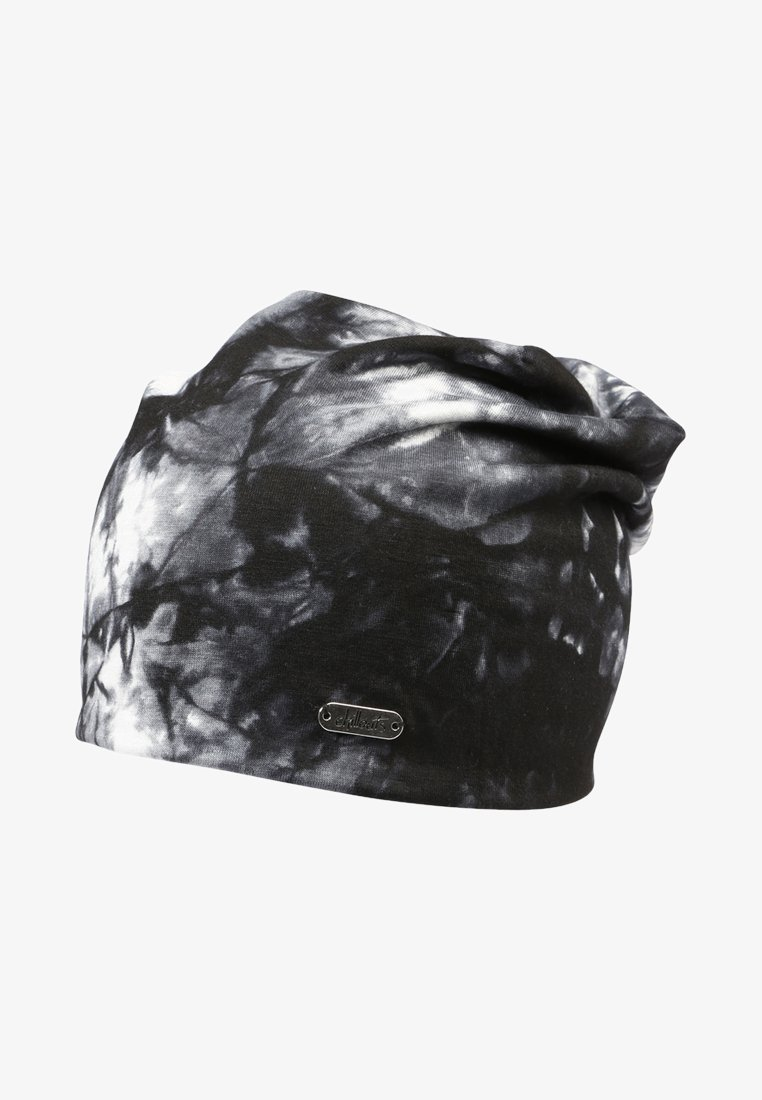 Chillouts - ADELAIDE KID HAT - Mütze - black/grey