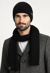 Chillouts - SET - Scarf - black - 1