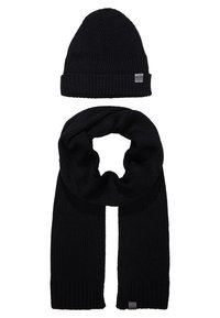 Chillouts - SET - Scarf - black - 0